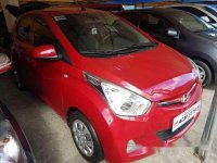 Red Hyundai Eon 2016 for sale in Manila