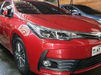 2018 Toyota Corolla Altis for sale in Quezon City