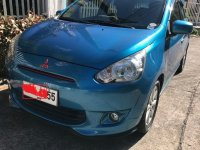 Mitsubishi Mirage 2014 for sale in Quezon City