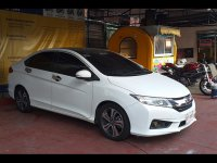 Honda City 2017 Sedan CVT Gasoline for sale