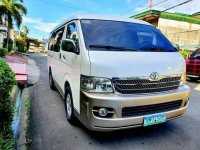 2009 Toyota Hiace for sale in Quezon City