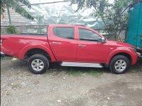 Sell 2015 Mitsubishi Strada Truck in Bacoor