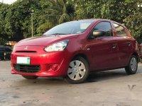 Selling 2013 Mitsubishi Mirage Hatchback in Quezon City