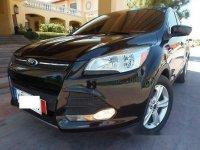 Black Ford Escape 2016 for sale in Quezon City