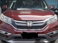 Selling Honda Cr-V 2015 Automatic Gasoline at 105399 km