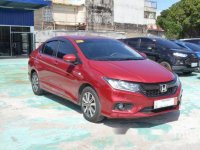 Selling Red Honda City 2019 Automatic Gasoline at 11952 km