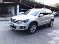 2014 Volkswagen Tiguan for sale in Manila