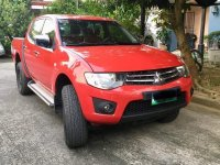 2013 Mitsubishi Strada for sale in Makati