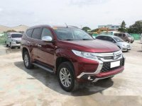 Sell Red 2018 Mitsubishi Montero Sport in Muntinlupa