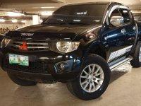 Sell 2012 Mitsubishi Strada in Manila