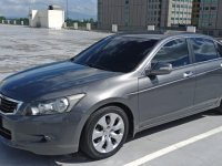 Sell 2009 Honda Accord in Quezon City