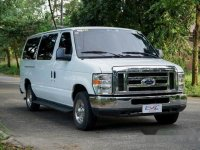 Sell White 2010 Ford E-150 in Quezon City