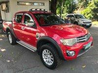 Sell 2010 Mitsubishi Strada in Pasig