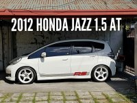 Selling Honda Jazz 2012 in Quezon City
