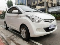 Hyundai Eon 2016 for sale in Quezon City