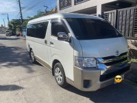 Sell 2016 Toyota Hiace in Mabalacat
