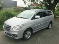 Selling Toyota Innova 2016 in Manila