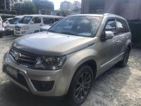 Suzuki Vitara 2016 for sale in Quezon City