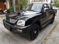 Sell 2007 Mitsubishi Strada in Quezon City