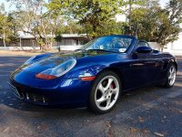 Porsche Boxster 2001 for sale in Taguig