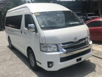Selling Toyota Hiace 2016 in Pasig