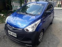 Selling Blue Hyundai Eon 2014 in Parañaque