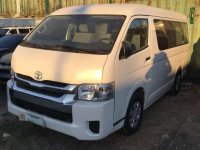 Sell Pearl White 2016 Toyota Hiace in Cainta