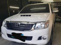 Sell 2014 Toyota Hilux in Lemery