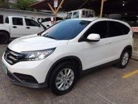 Sell Pearl White 2013 Honda Cr-V in Estancia