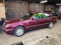 Mercedes-Benz E230 1998 for sale in Muntinlupa