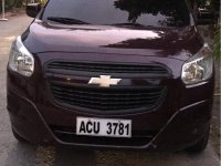 Selling Chevrolet Spin 2016 in Dumaguete