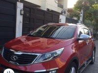 Sell 2015 Kia Sportage in Quezon City