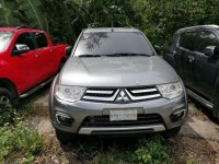 Mitsubishi Montero 2015 for sale in Quezon City