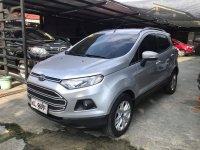 Silver Ford Ecosport 2016 for sale in Manila