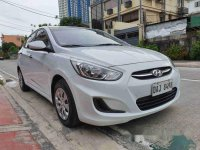 White Hyundai Accent 2019 for sale in Quezon City