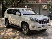Sell Pearl White 2013 Toyota Land Cruiser in Valenzuela