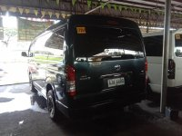 Toyota Hiace 2017 for sale in Quezon City