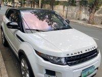 Selling Land Rover Range Rover Evoque 2012 in Quezon City