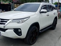 White Toyota Fortuner 2016 for sale in Meycauayan