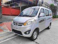 Silver Foton Gratour 2017 for sale in Quezon City