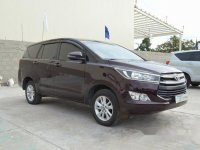 Sell Red 2018 Toyota Innova in Parañaque