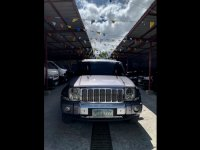 Selling Jeep Commander 2010 at 60000 km in Quezon City