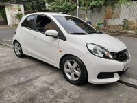 Honda Brio 2015 for sale in Quezon City