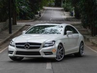Sell Pearl White 2012 Mercedes-Benz Cls 550 in Pasig
