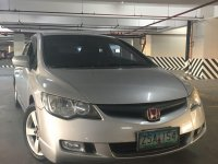 Sell Silver 2008 Honda Civic in Pasay