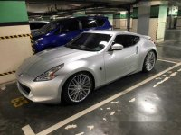 Selling Silver Nissan 370Z 2013 in Quezon City