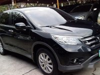 Black Honda Cr-V 2014 for sale in Pasig