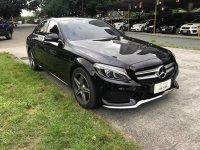 Sell Black 2016 Mercedes-Benz E-Class in Manila