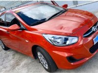 Sell 2018 Hyundai Accent in Silang