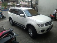 Sell 2015 Mitsubishi Montero in Quezon City